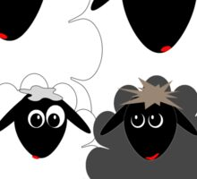 Black Sheep in the Family! Sticker