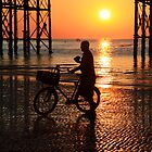 Brighton Sea front by Paul Knowles