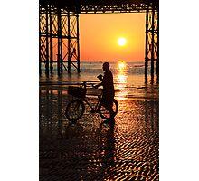 Brighton Sea front Photographic Print