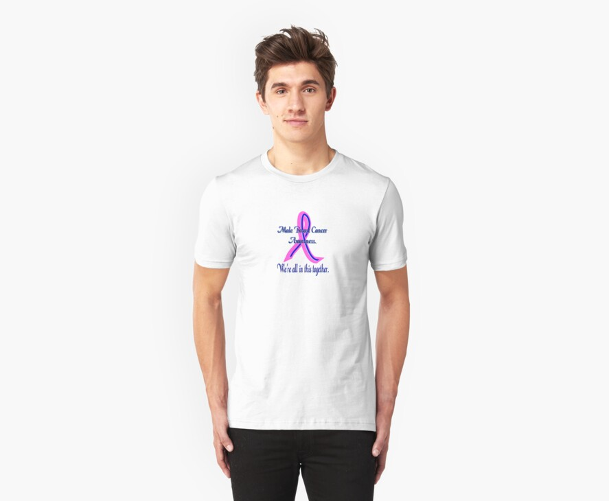 Male Breast Cancer Awareness by Weber Consulting