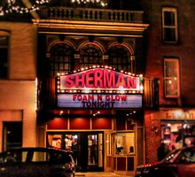 The Sherman by Carrie Blackwood