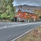 Hotel Llanberis by daze420
