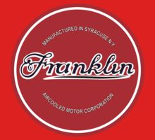 Franklin Engine Company Logo Kids Clothes