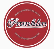Franklin Engine Company Logo Kids Tee