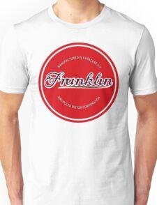 Franklin Engine Company Logo Unisex T-Shirt