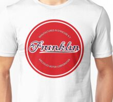Franklin Engine Company Logo Unisex T-Shirt