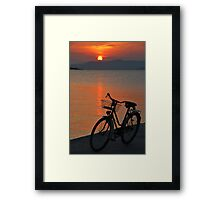 left Framed Print