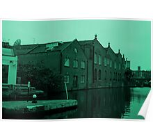 Regent's Canal Poster