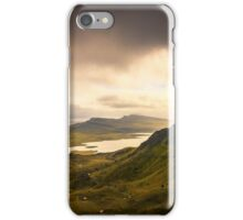 The Old Man of Storr iPhone Case/Skin