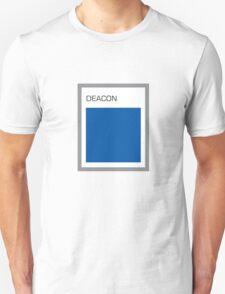 Deacon Blue Unisex T-Shirt