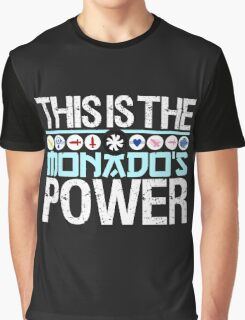 The Monado's Power Graphic T-Shirt
