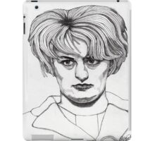 Myra Hindley iPad Case/Skin