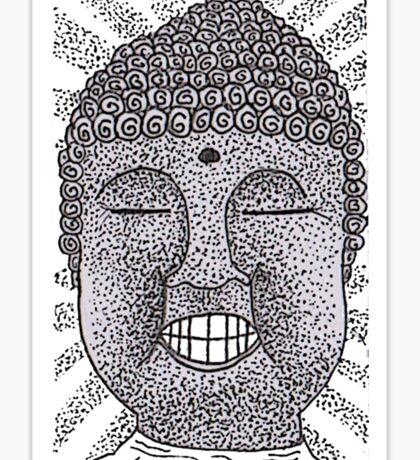 Big Buddha Cheese Sticker