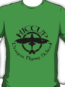 Hiccup's Dragon Flying School T-Shirt