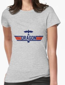 Top Dragon Womens Fitted T-Shirt