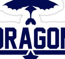 Top Dragon Sticker
