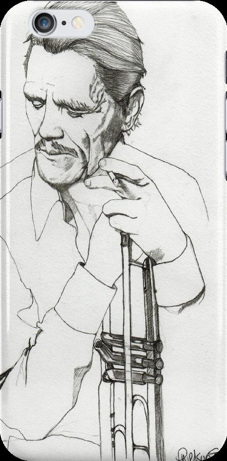Chet Baker  by Paul  Nelson-Esch