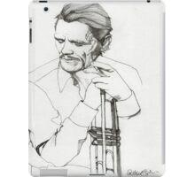 Chet Baker  iPad Case/Skin