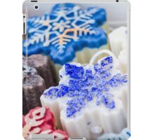 handmade Christmas soap iPad Case/Skin