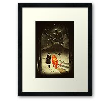 Land Of Oz Framed Print