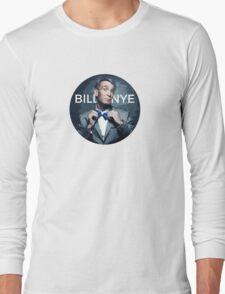 Bill Nye Long Sleeve T-Shirt