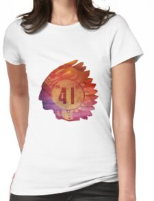 American Indian T-shirt Womens Fitted T-Shirt