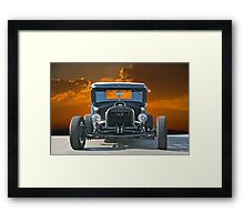 House Mouse/Rat Rod Framed Print