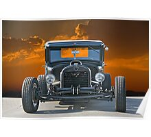 House Mouse/Rat Rod Poster
