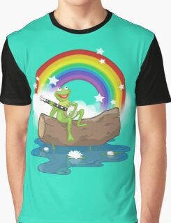 The Rainbow Connection Graphic T-Shirt