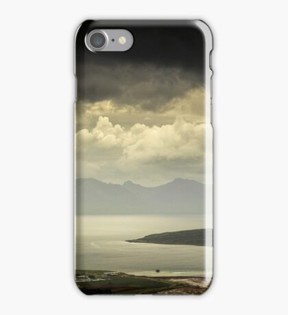Arran from Kaim Hill iPhone Case/Skin