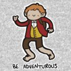 Be Adventurous by geothebio