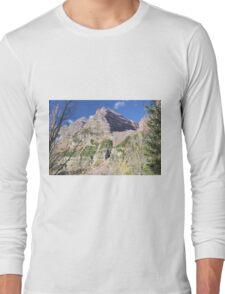 Pyramidal Peaks Long Sleeve T-Shirt