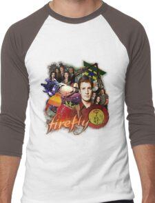 Firefly/Serenity Men's Baseball ¾ T-Shirt