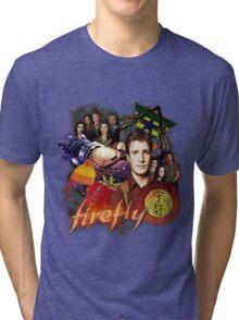 Firefly/Serenity Tri-blend T-Shirt