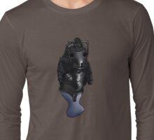 Cyber Manatee Long Sleeve T-Shirt