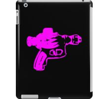 Alien Ray Gun - Pink iPad Case/Skin