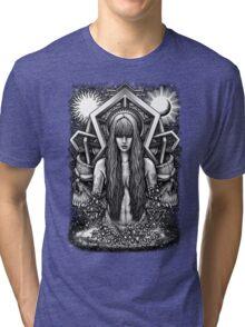 Winya No. 41 Tri-blend T-Shirt