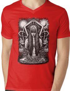 Winya No. 41 Mens V-Neck T-Shirt