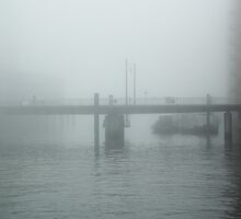 A calm day in Hamburg XIV by Janis Möller