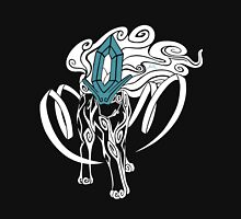 Tribal Suicune - Reverse T-Shirt