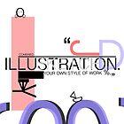 Typography design 3 by Anthony Faulkner