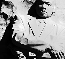 Martin Luther King Memorial by Cora Wandel