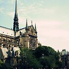 Notre Dame by Margybear