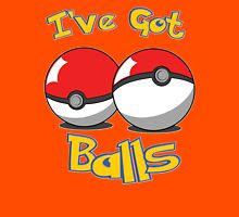 I've Got Balls Womens Fitted T-Shirt