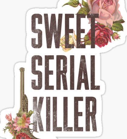 Serial Killer Sticker