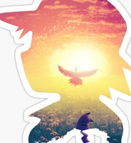 Pika Dream Sticker