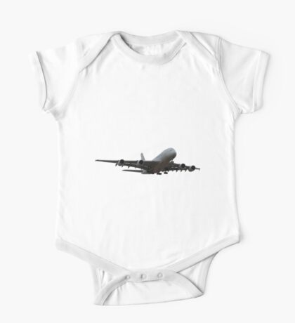 A380 constructor's delivery One Piece - Short Sleeve