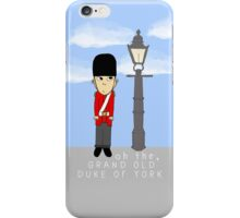 He Had Ten Thousand Men iPhone Case/Skin