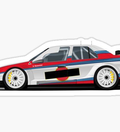 Alfa Romeo 155 V6 TI Sticker