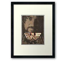 Flying W Framed Print